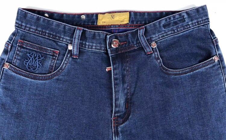 Milliardaire Gratuite Confort Taille Pantalon Tace Divers Livraison Haute 2018 Hommes Tissu Style amp; Nouveau Blue Jeans Broderie Commerce Shark rrZpcFyqT