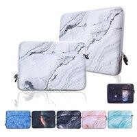 13 Neoprene Marble Pattern Laptop Sleeve Bag For Apple Macbook Air Pro 13 Waterproof Liner Bag