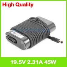 19,5 V 2.31A 45 Вт PA-1450-66D1 LA45NM140 Ноутбук ac адаптер питания зарядное устройство для ноутбука Dell Latitude 13 3379 7350 XPS 13 9333 9343 9350 9360