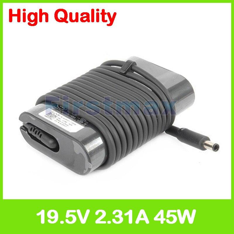 19.5 V 2.31A 45 W PA-1450-66D1 LA45NM140 laptop ac power adapter carregador para Dell Latitude 13 3379 7350 XPS 13 9333 9343 9350 9360