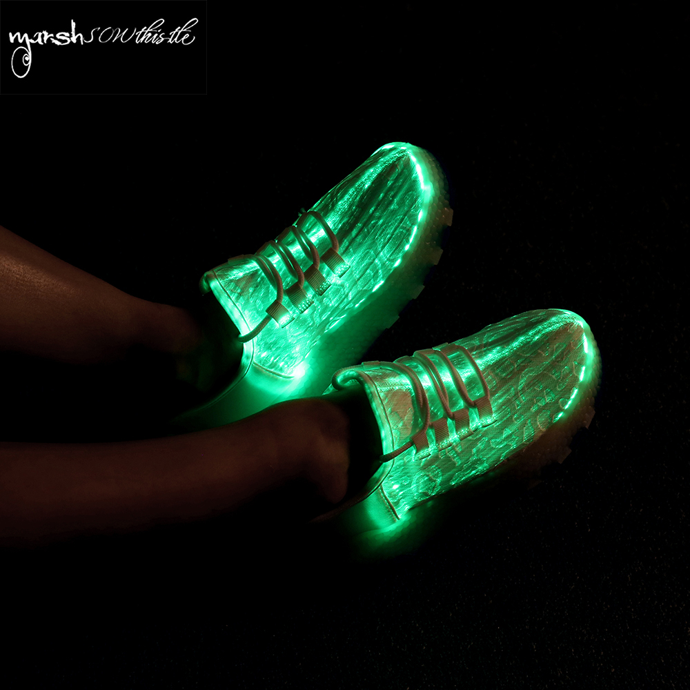 wheels shoes roller shates shoes glowing sneaker kid boy girl baby automatic pulley LED Flashing light up new luminous shoes