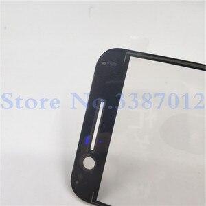 Image 5 - 5.2 بوصة لوحة اللمس لمس ل HTC واحد M10 محول الأرقام بشاشة تعمل بلمس الجبهة الزجاج قطعة بديلة لمستشعر أجزاء