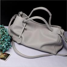 Genuine leather bags ladies real leather bags handbags women famous brands designer handbags high quality tote bag for women