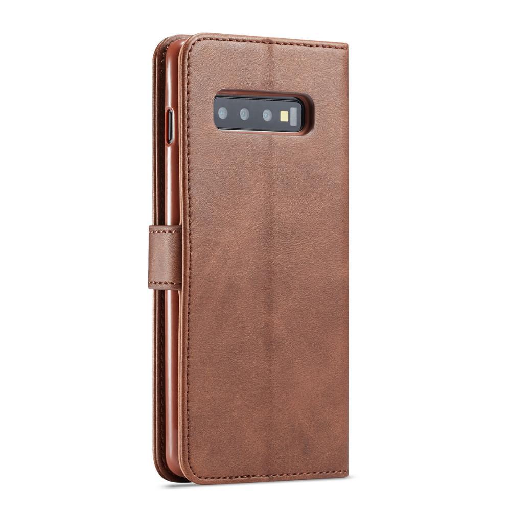 HTB1bJk1bdfvK1RjSspfq6zzXFXaF LOVECOM Vintage Leather Wallet Flip Phone Cases For Samsung Galaxy A10 A20 A40 A50 A60 M30 S10 Plus S10e S9 Note 8 9 Back Cover