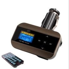 FM30B Car FM Transmitter MP3 Player Car Kit Charger USB Aux