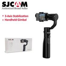 SJCAM Handheld 3 Axis gimbal stabilizer font b action b font font b camera b font