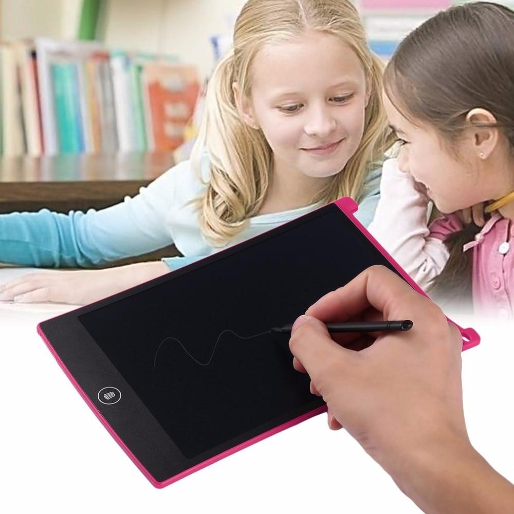Date 8.5 LCD eWriter Tablet Écriture Dessin Pad Memo Message Conseil Bloc-Notes & Stylus Portable Conseil ePaper Écriture Pad