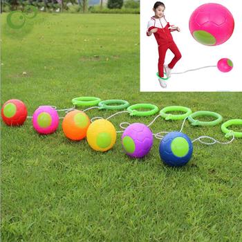 1 sztuk kip piłka na zewnątrz fajna zabawka piłka klasyczna pomijanie zabawka ćwiczenia koordynacja i równowaga hop skok plac zabaw może zabawka piłka ZXH tanie i dobre opinie JOKEJOLLY Z tworzywa sztucznego WJ20190705003Z Chwytając ruch zdolność rozwoju ball 3 lat Skoki pierścień Unisex