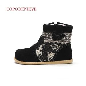 Image 2 - COPODENIEVE חורף חם תינוק נעליים, אופנה עמיד למים נעלי ילדים, בנות בני מגפי מושלם לילדים אבזרים