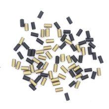 150 шт. в упаковке, универсальная зажигалка, каменная газовая зажигалка для замены, Сменные аксессуары, размер(2,5x5 мм