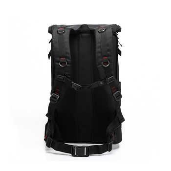 Brand Designer Multifunctional Backpack Big Capacity Military Travel Men\'s Travel Bags Casual Backpacks Women Backpacking Bags