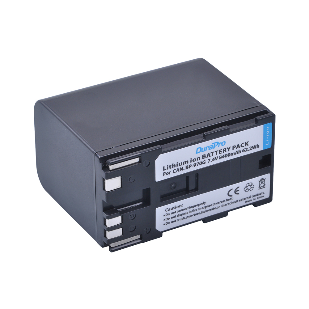 Original OTB batería BATTERY bp-970g para cámara Canon