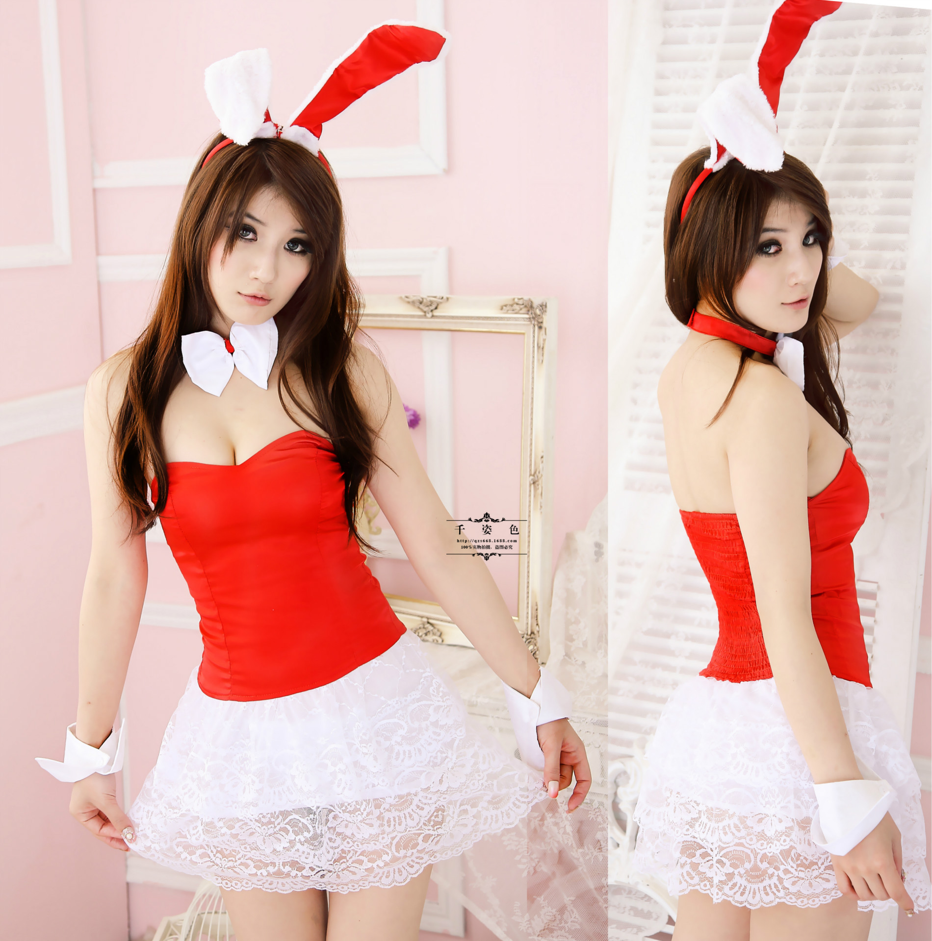 outfits Asian christmas girls sexy