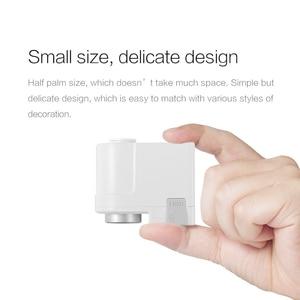 Image 2 - Xiaoda умная Индукционная водосберегающая насадка, инфракрасный индукционный водопроводный кран с защитой от перелива, поворотный водосберегающий кран с форсункой