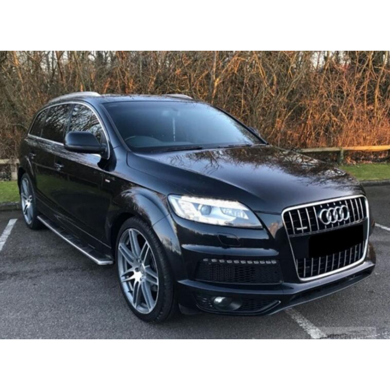 LED Interior Car Lights For Audi Q7 2010 - 2015 Dome Map Glove Box Door Trunk License Plate Light 16pc