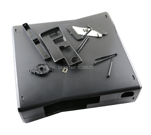 Image 4 - Full set Housing Shell Case for XBOX360 xbox 360 Slim console replacement