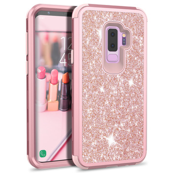 Glitter 360 Back Cover Galaxy S9 Plus
