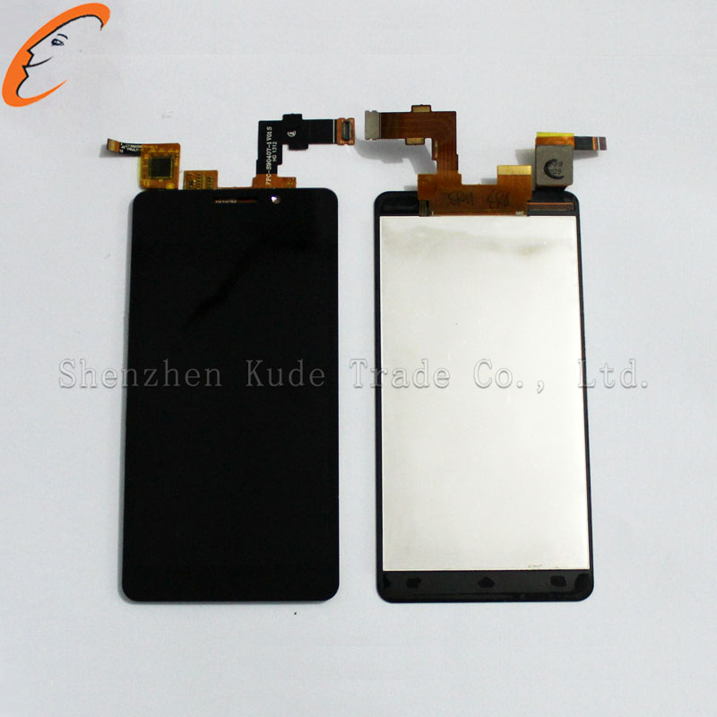 S4503 Touch Screen Digitizer LCD Display For DNS S4503 S4503Q