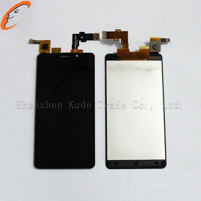 Tela de toque digitador + LCD para DNS S4503 S4503Q S4503