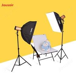 Godox 250w DHi Photography flash Softbox Light Lighting Kit Photo Equipment  CD15