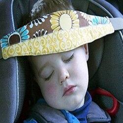 Детские коляски регулируемый ремень безопасности автомобильное сиденье головы поддержка спальный ремень коляска позиционер сна Крепежны...