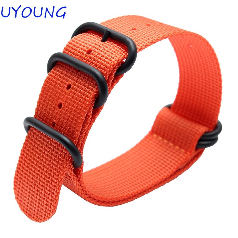 Hohe Qualität Für Suunto ätherisches Nylon Herrenuhrenarmbänder - Uhrenzubehör - Foto 3