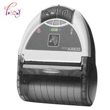 portable USB bluetooth printer thermal printer barcode label mini receipt printer 1pc