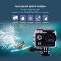 Ultra HD 4 K Câmera Wi-fi À Prova D' Água Esportes de Ação Da Câmera de 2 polegadas Tela de LCD 150D Ir Pro Câmera com 2.4G Controle Remoto-2627