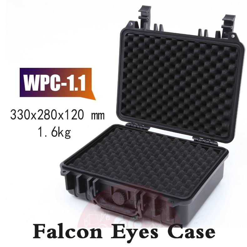 Prix pour Falcon Eyes Cas WPC-1.1 Photographie Équipement Protéger Étanche À La Poussière Cas