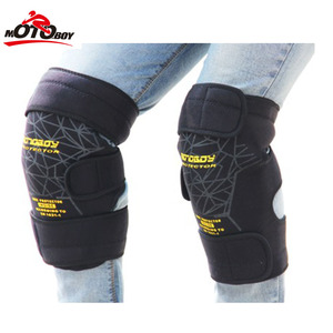 Breathable warm motorcycle kne