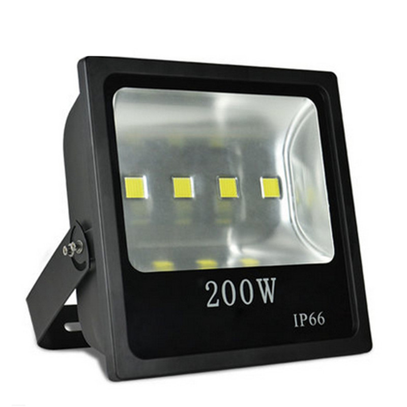 100W 150W 200W IP65 Iefletor Led Spotlight Projecteur Led Flood Light Projector Outdoor Lighting Focos Luz Exterior Bouwlamp 220 refletor led sensor light flood projecteur focos led 220v exterior outdoor lighting reflector 50w pir motion outdoor spotlight