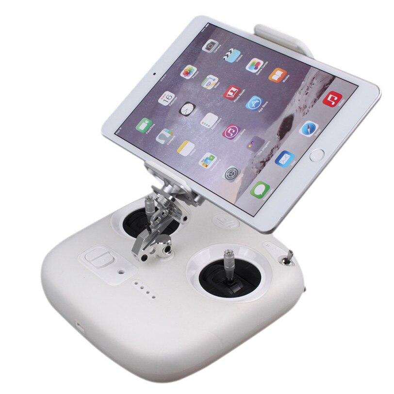 Suporte de montagem de extensor para drone, para dji phantom 3 padrão 3.5-10 tablet mobile professional, acessórios para drones