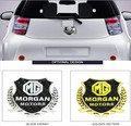 2PC/set free shipping  logo metal stickers for MG G3 G5 G6 G7 GT Decoration car emblems styling accessories