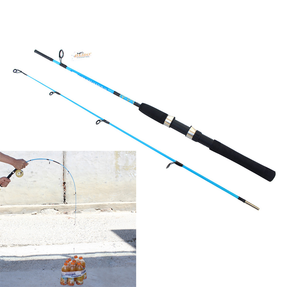 1.2M Fishing Rod Fiber Reinforce Plastic Lure Rod Telescopic Fish Pole Winter Fishing Rods Carbon Spinning Casting Lure Trackle