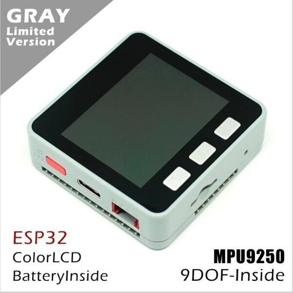 M5Stack ESP-32 officiel ESP32 Mpu9250 9 Axies Kit de développement de noyau de capteur de mouvement Module de Micro-commande Extensible pour arduino