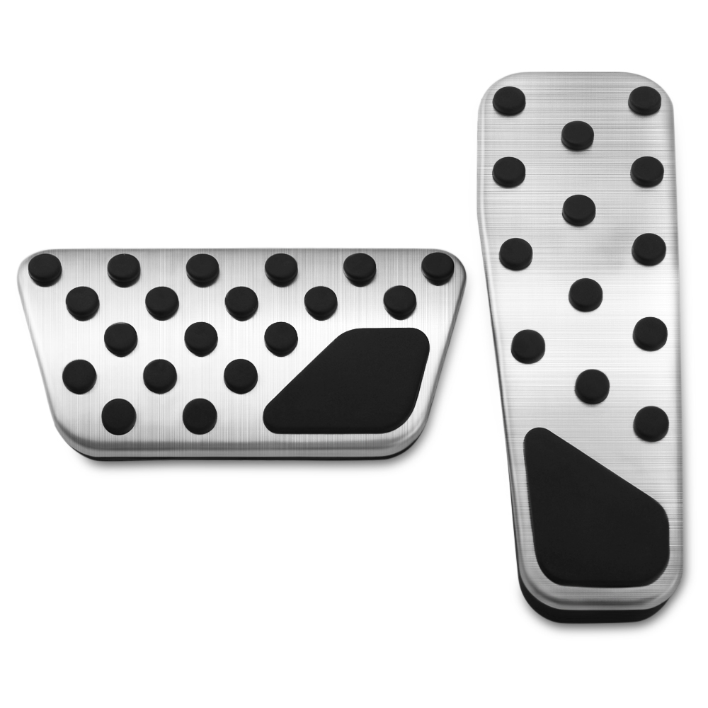 Car Fuel Brake Pedal cover for Teramont Atlas 2017 2018 2019 AT Pedal