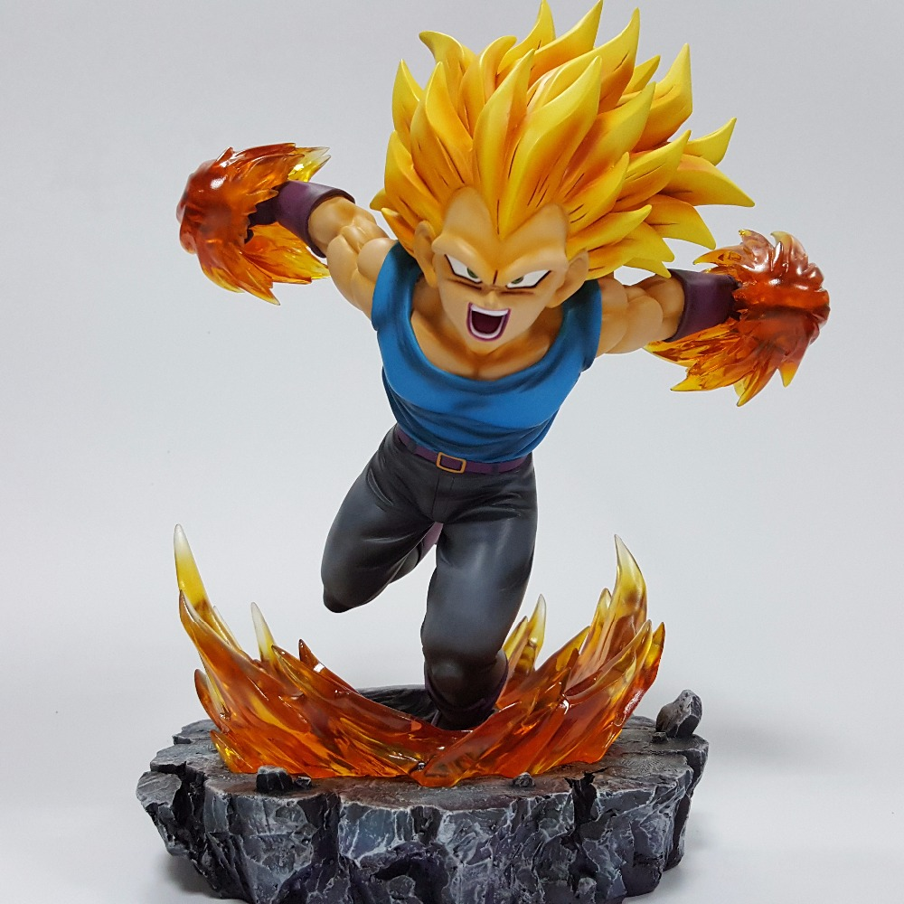 buy dragon ball z figure vegeta resin studio super saiyan 3 dragon ball action. Black Bedroom Furniture Sets. Home Design Ideas