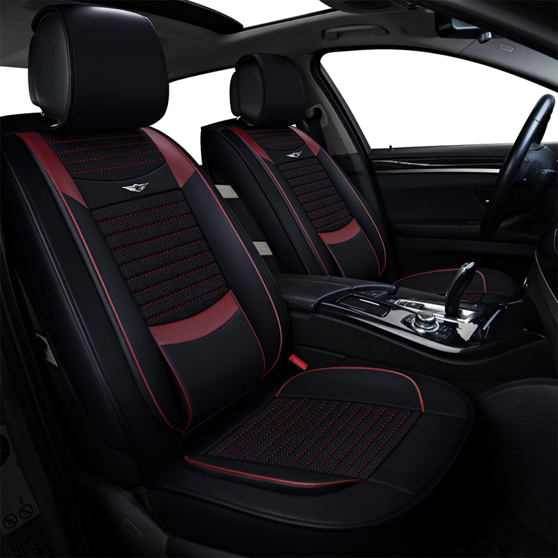Pleasing Us 101 49 49 Off Deluxe Pu Leather Front Back Auto Universal Car Seat Covers Automotive Seat Covers For Lexus Rx200T Rx270 Rx350 Rx450H Nx200 In Gmtry Best Dining Table And Chair Ideas Images Gmtryco