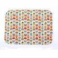 30x45cm Cotton Baby Crib Stroller Pram TPU Waterproof Newborn Bed Nappy Changing Pads Sheet Cover Urine Pad Mattress SAD-4074