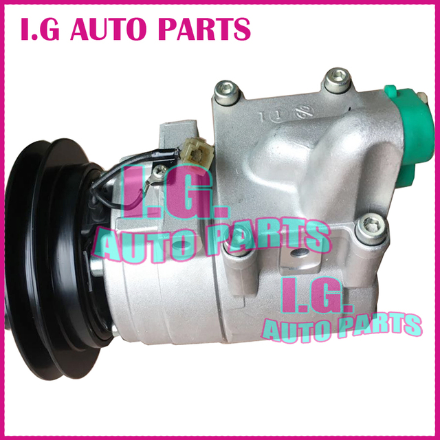 HS15 AIR CONDITIONING COMPRESSOR FOR CAR FORD RANGER FOR CAR MAZDA BT50 OEM UH8161450 97701-34700 F500-RZWLA-07