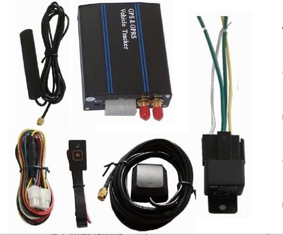 Traqueur de véhicule professionnel de NR-008 GPS/GSM (GPRS) suivi à distance en temps réel traqueurs de gps de voiture de véhicule