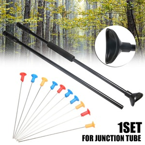 Blowgun with Junction Tube and