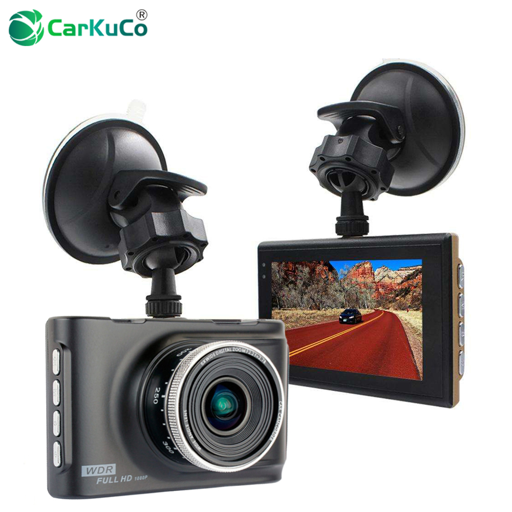 HD 3.0 Inch Full 1080P Novetak 96223 New Mini Car DVR Camera Auto Video Recorder WDR G-sensor Camcorder Registrator Dvr Dash Cam e ace car dvr original novatek 96223 mini camera full hd 1080p digital video recorder dash camcorder auto registrator dashcam