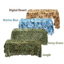 Shade SUN-SHELTER Camouflage-Nets Military Army Hunting Woodland Camping 4mx2m/5mx2m