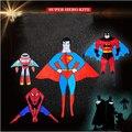 O envio gratuito de alta qualidade super homem aranha dos desenhos animados pipa com linha punho saco carretel de nylon ripstop pipas voando brinquedos ao ar livre planador