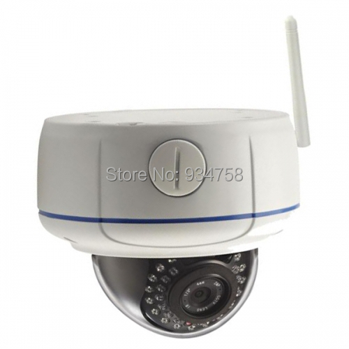 720P CCTV Surveillance Home Security Day Night 30IR 2.8-12mm Dome Wifi Wireless IP Camera