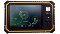 Industrial Rugged tablet PC Dropproof Waterproof Cell phone 8