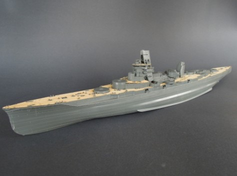 ARTWOX agency Aoshima 041178 battleship diamond Japanese wood deck revision AW10110 ba904 academy wwii german artwox battleship bismarck wood deck aw10047