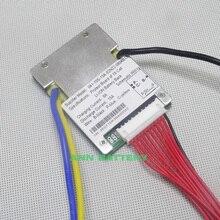 36 V e-bike BMS 10 S 37 V 15A BMS Para la batería de iones de litio 37 V 8Ah 10Ah 12Ah 15Ah li-ion battery pack Con el equilibrado función