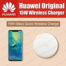 CP60 WPC QI оригинальный huawei беспроводной зарядное устройство 15 Вт макс Применить для iPhone samsung Mate20 Pro RS Xiaomi